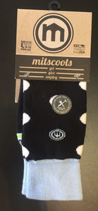 Mitscoots Polka Dot men's