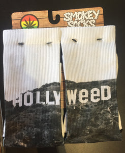 Smokey Socks Hollyweed