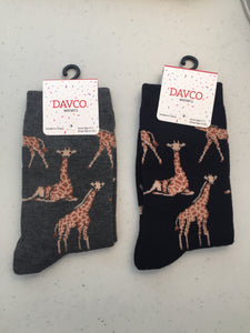 Davco Giraffes All Over assorted