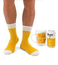 Luckies of London Beer socks