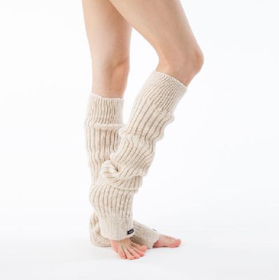 Knitido Ribbed Leg Warmer