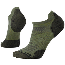 Smartwool Men's PhD Outdoor Light Micro Hiking Socks in green