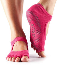 Toesox Bella Half Toe Grip