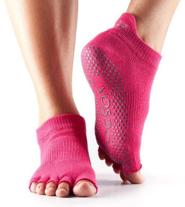 Toesox Low Rise Half Toe