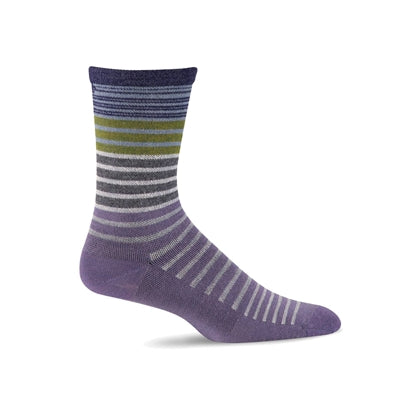 Sockwell Plantar Ease Crew firm compression women's