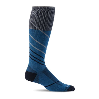 Sockwell Pulse firm graduated compression (20-30mmHg) men's sock