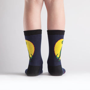 Sock It To Me T-Rex men's and kid's socks