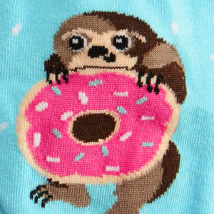 Sock It To Me Snackin' Sloth
