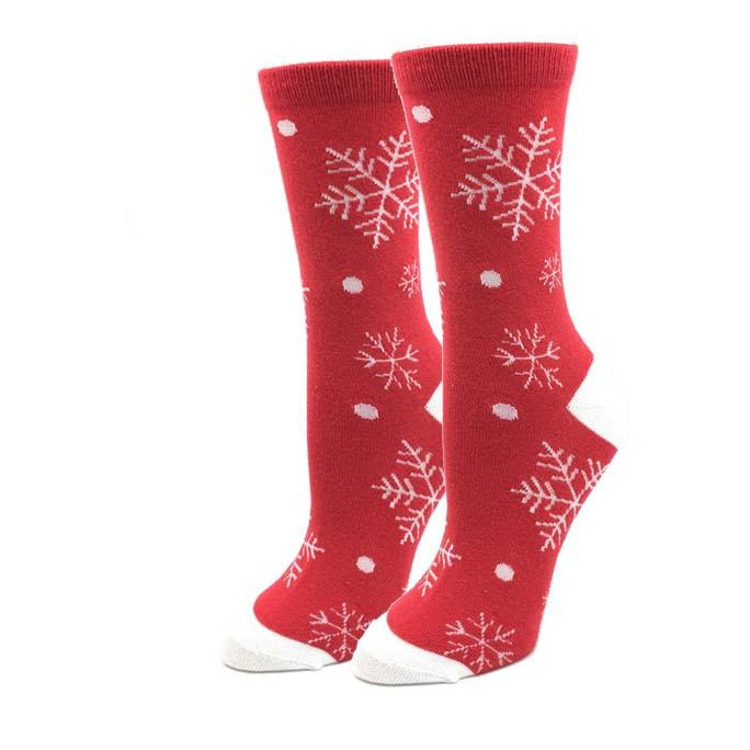 Sock Harbor Snowflake women's sock