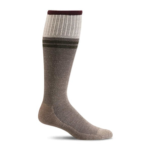 Sockwell Sportster moderate graduated compression (15-20mmHg) men's sock