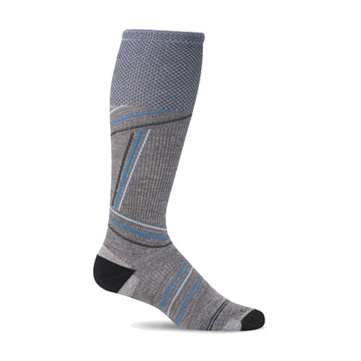 Sockwell Summit men's Over the Calf firm graduated compression (20-30mmHg)