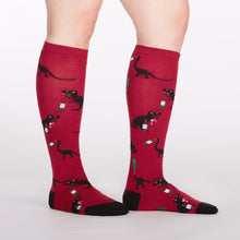 Sock It To Me Winosaurus women's sock