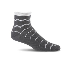 Sockwell Plantar Fasciitis Relief Quarter firm compression women's