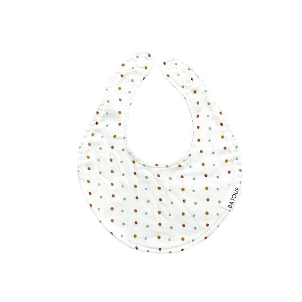 Absorbent bib for babies-Candy