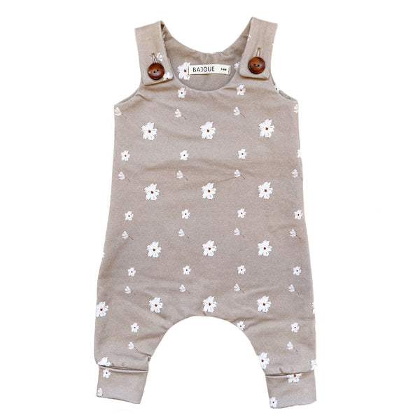 Romper for babies and children-Floral
