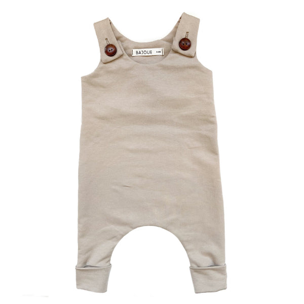 Romper for babies and children-Oat