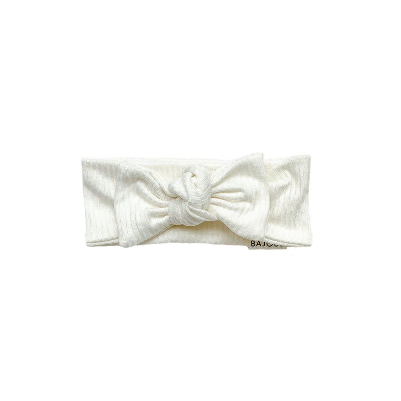 Adjustable headband-Cream