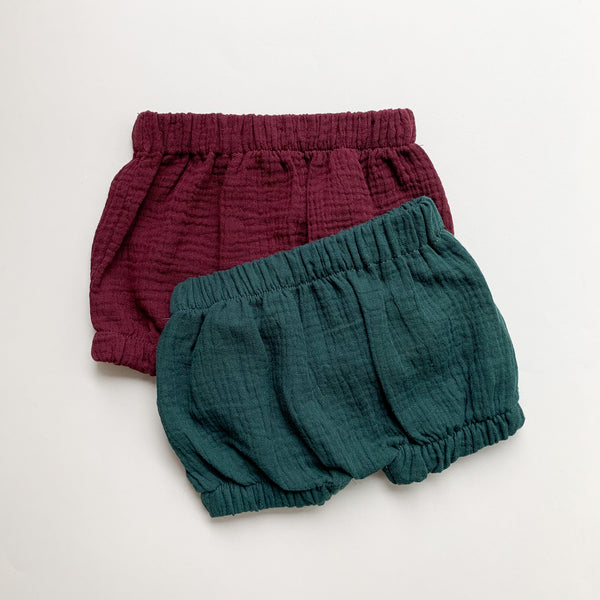 Babies and kids bloomers-Cassis