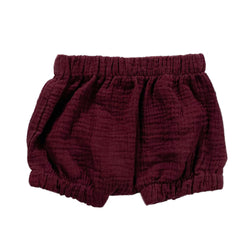 Baby and children's bloomers-Cassis