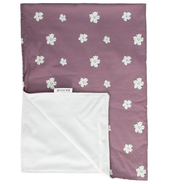 Blanket for babies-Purple