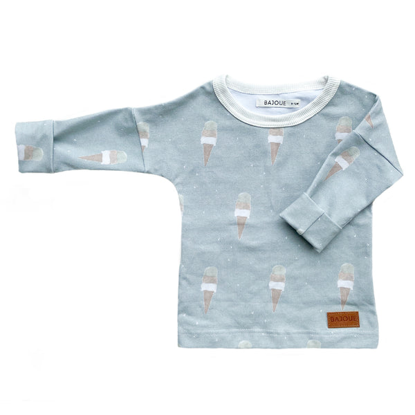 Sweater for babies and children-Ice cream