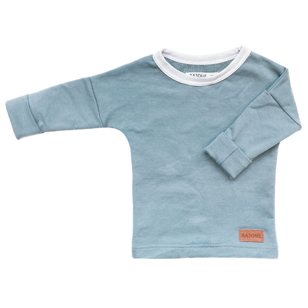 Sweater for babies and children-Ocean