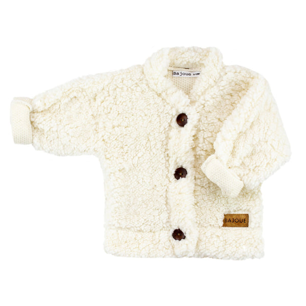 Outerwear jacket-child baby sheep