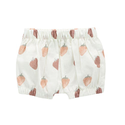 Babies and kids bloomers-Strawberries