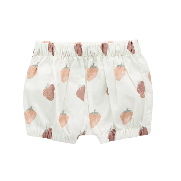Baby and kids bloomers-Strawberries