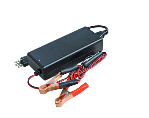5A MillerTech Lithium Iron Phosphate Battery Charger (125C)