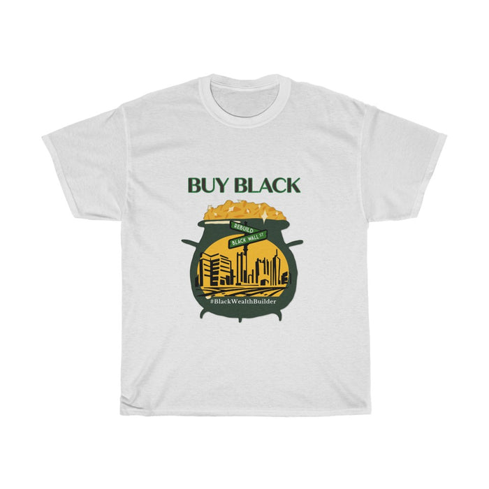 """Buy Black"" T-Shirt"
