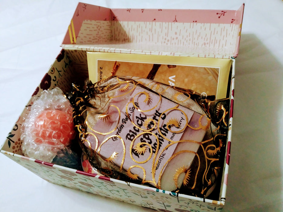 Scented Spa Surprise Box