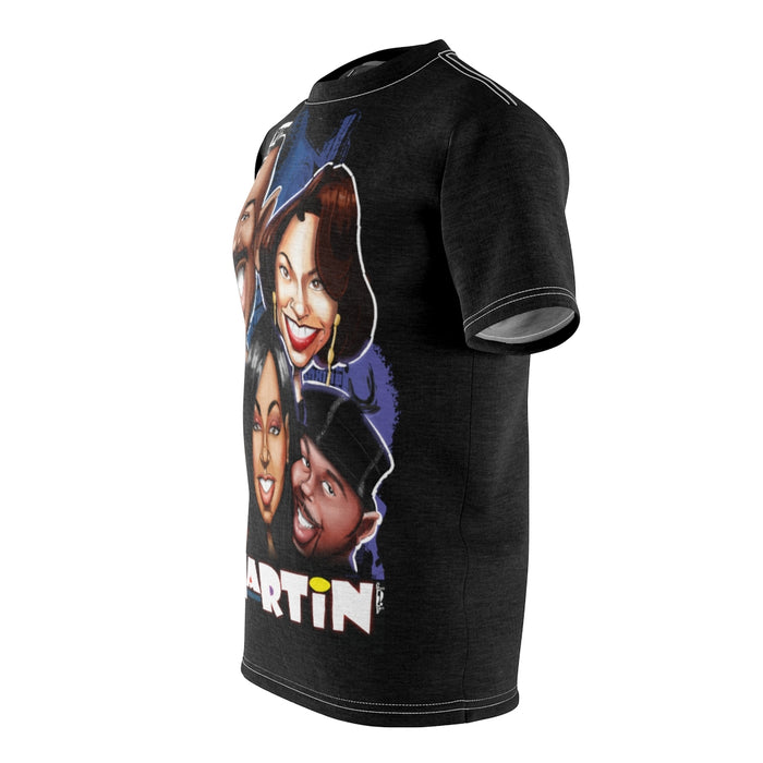 Martin All-Over Print T-Shirt