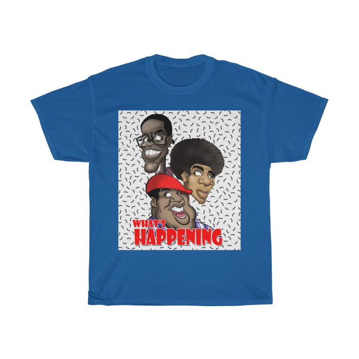 What's Happening Retro T-Shirt