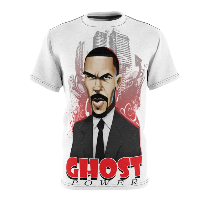 """Ghost"" All Over Print T-Shirt"
