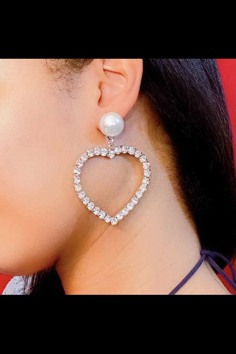 Her Heart's Desire Earrings