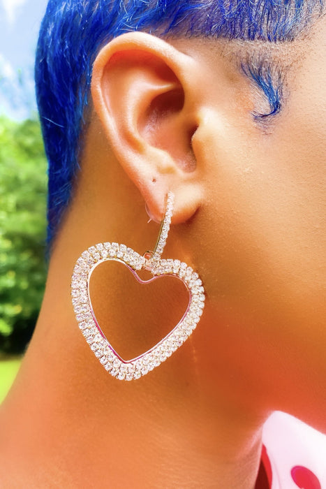 Kitty's Love Earrings