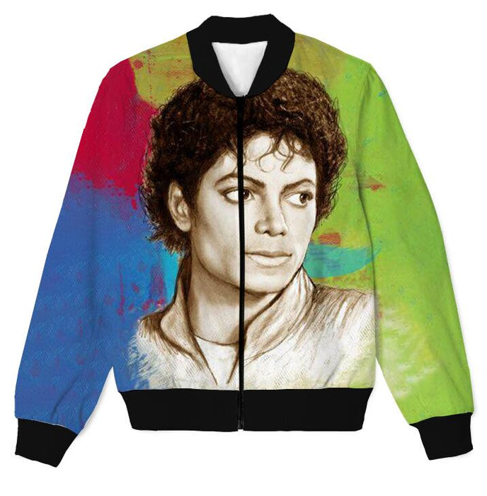 The Young MJ 3D Lightweight Jacket