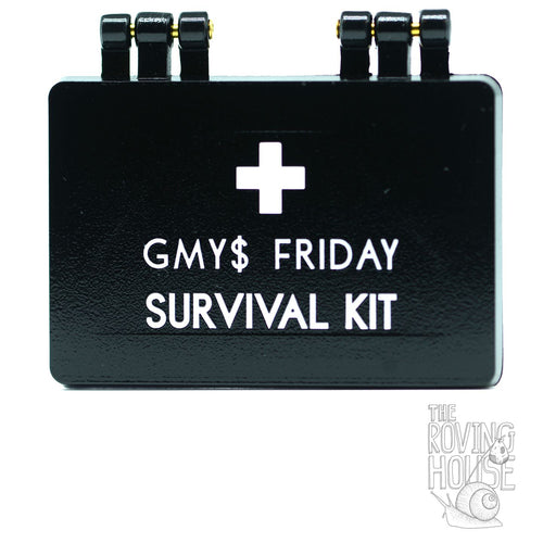 GMY$ Friday Survival Kit Pin - Imperfect