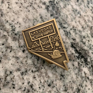 GMY$ Vegas Meetup 2019 Pin
