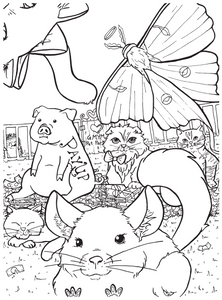 The GMY$ Coloring Book by Jane Ippolito