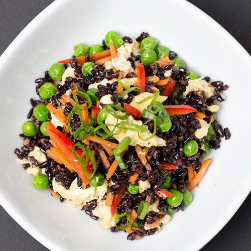 Forbidden Vegetable Fried Rice