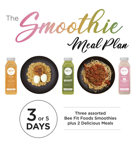Smoothie Meal Plan