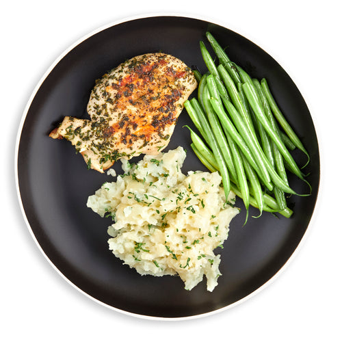 Grilled Chicken Protein Meal