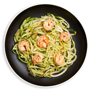 Lemon Butter Shrimp & Zucchini