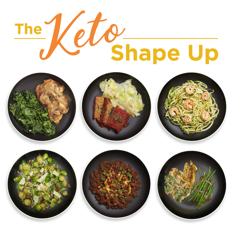 The Keto Shape Up