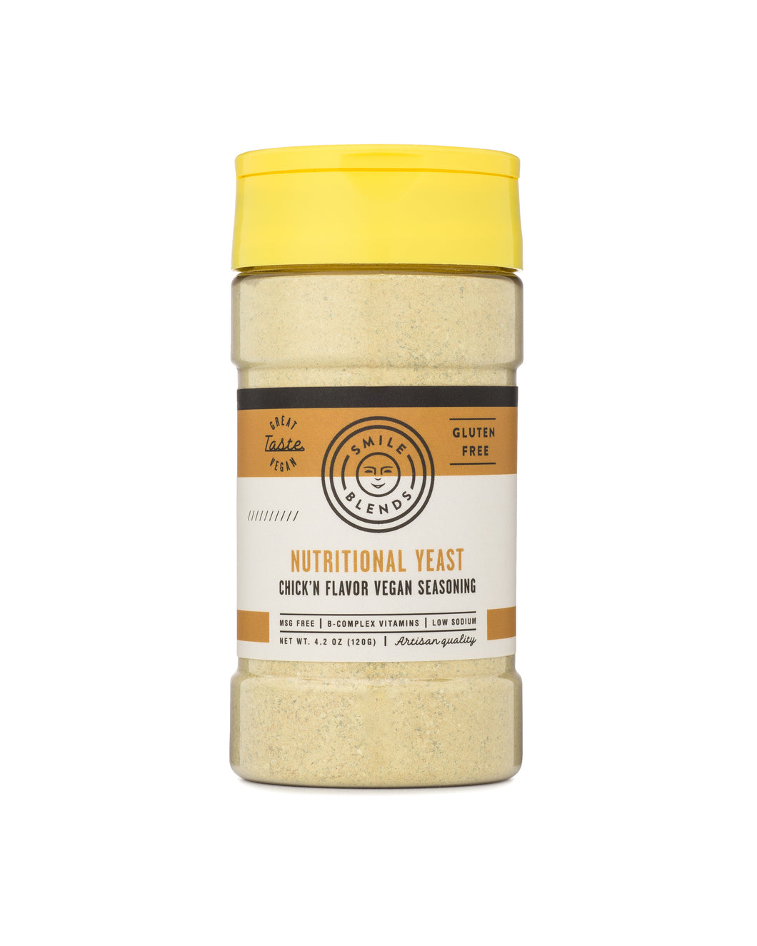 Chick'n Flavored Nutritional Yeast