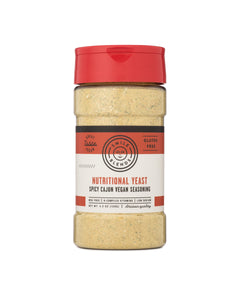 Spicy Cajun Nutritional Yeast (4.2oz)