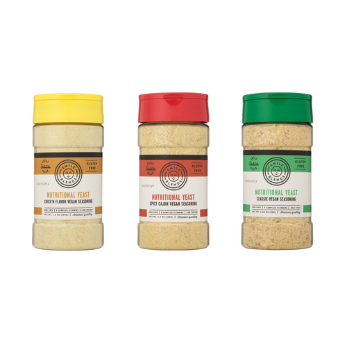 Bundled Flavored Nutritional Yeast