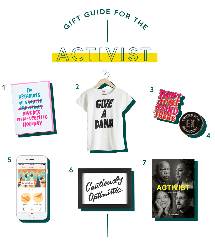 Activist Gift Guide